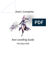Meliran's Complete Aion Levelling Guide - Elyos Path
