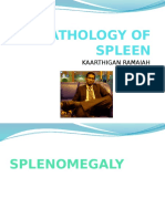 Pathology of Spleen