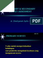 Primary&Secondary Survey
