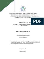 ROMANO 2007 Política nas políticas.pdf