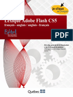 Lexique Flash CS5