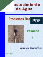 Abastecimiento de Agua Problemas Resueltos