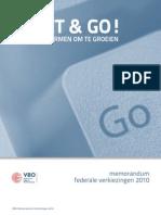 VBO-memorandum
