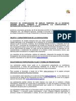 Bases Convocatorias Provinciales Correos