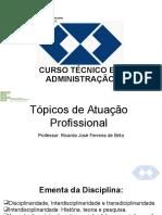 Tópicos de Atuação Profissional_ 01