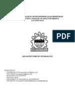 Automobile Advancements -Kanchipuram