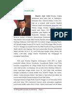 Biografi Jusuf Kalla