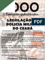 1.000 Questao Legislação PMCE