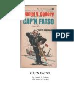 Daniel v. Gallery-Cap'n Fatso-Warner Paperback Library (1973)