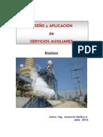Brochure Diseño y Aplicación de Servicios Auxiliares