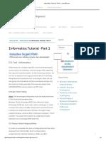 Informatica Tutorial – Part 1 – LearnBI