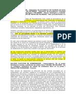 Tacha de Falsedad Sentencia 68001-23-15-000-2004-00118-01(3297)