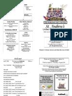 St Andrews Bulletin 731