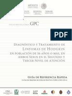 GPC linfoma de hodgkin