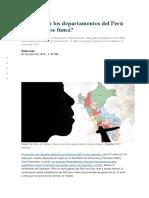 Cuáles son los departamentos del Perú donde más se fuma.docx
