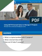 SAP Progress Analysis Configration