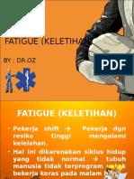 FATIGUE (KELELAHAN).ppt