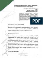 Casación Laboral Nº  6744-2014 Lima