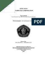 250820746 Business Model Starbucks PDF