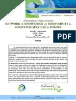 Agenda knowledge on biodiversity and ecosystem services.pdf