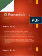 El Romanticismo ARTES