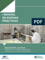 Manual de Boas Práticas de Seg Trab Em Industria de Laticinios