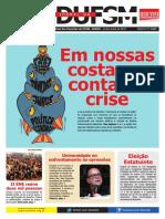 Jornal Sedufsm Junho e Julho 2016