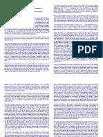 Insurance (Marine) Case Digests