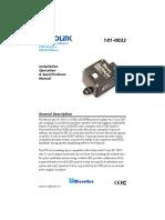 101 0032 MicroLink Manual