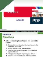 Chapter 2 Attitude Self Concept