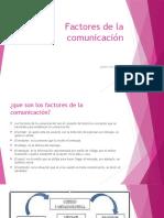 Factores de La Comunicación JAVI ENCINA