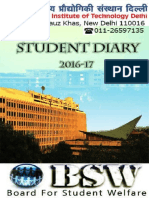 BSW Diary Complete