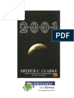 Arthur C  Clarke - 2001 Uma Odisséia no Espaço