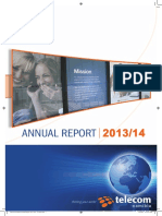 Telecom Namibia Annual Report 2013-2014