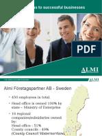 SMART EUROPE Almi grundpresentation 2013.pptx