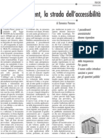 Open Government, la strada dell'accessibilità di domenico pennone