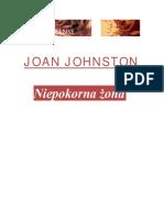 Johnston Joan - Niepokorna Żona