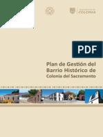 Plan de Gestión de Colonia del Sacramento (Uruguay - 2012)