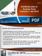 20160114 162045 Contenido Examen Finalteorias Organizacionales