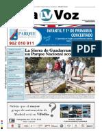 La Voz Nº 156- Agosto de 2016