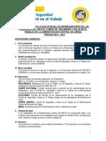 Reglamento de Junta Electoral 2