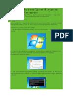 Como Instalar y Configurar El Programa Xampp y OScommerce