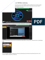 Crear Dvd Con Intro y Menu Con TMPGEnc Authoring