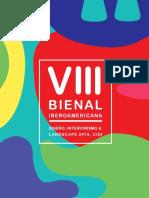 VIII Bienal Iberoamericana de Diseño, Interiorismo & Landscape 2016