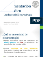 Unidades de Electrocirugìa Covidien