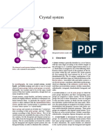 Wp - Crystal System