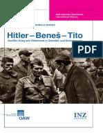 Hitler Benes Tito