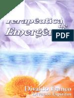 Terapeutica de Emergencia (psicografia Divaldo Pereira Franco - espiritos diversos).pdf
