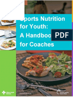 If Nfs Sports Nutrition for Youth
