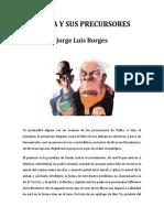Borges, Jorge Luis - Kafka y Sus Precursores (1952)